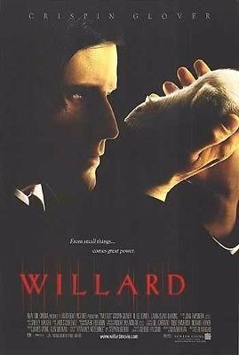 "Willard 2003 Theater Poster Vinyl 4' x 6"" Two Sided Free Shipping"