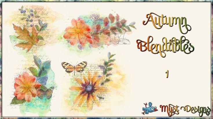 Autumn Blendables 1