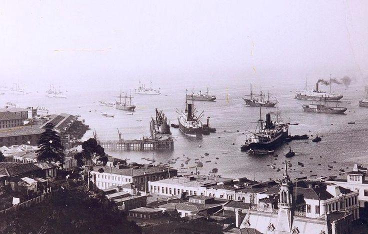 Resultado de imagen de valparaiso 1920