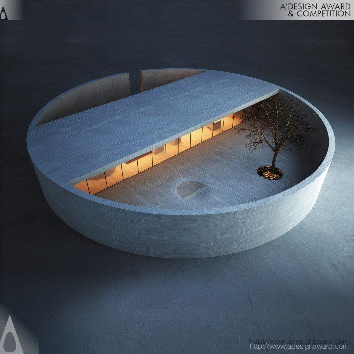 #designme #adesignaward #contemporarydesign #competition #awards #design #designaward #amazing The Ring House, MZ Architects