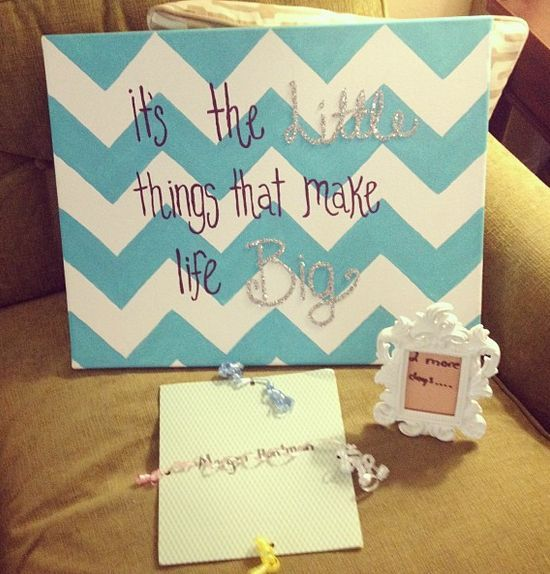 Big little quote... adorable!
