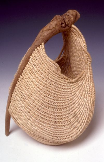 Basketry : Mary Hettmansperger