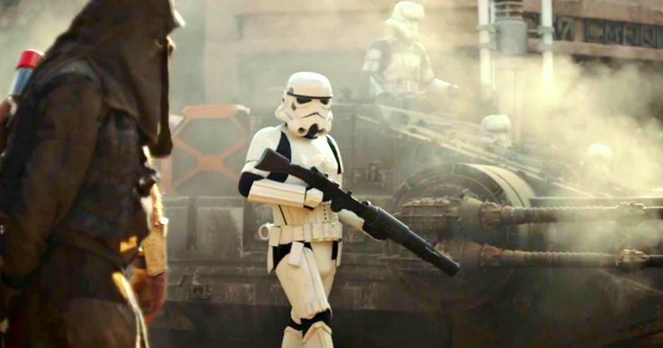 16 Things We Learned from the 'Rogue One: A Star Wars Story' Trailer -- The 'Rogue One' teaser trailer dropped earlier, and it offers up plenty of interesting information about this first 'Star Wars' spinoff. -- http://movieweb.com/rogue-one-star-wars-story-trailer-what-we-learned/