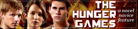 Novel Novice's countdown to The Hunger Games movie, with suggested books to read after The Hunger Games. (Great list!)