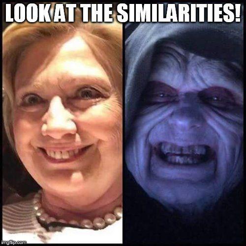 Palpatine Quotes: Best 25+ Hillary Clinton Meme Ideas On Pinterest