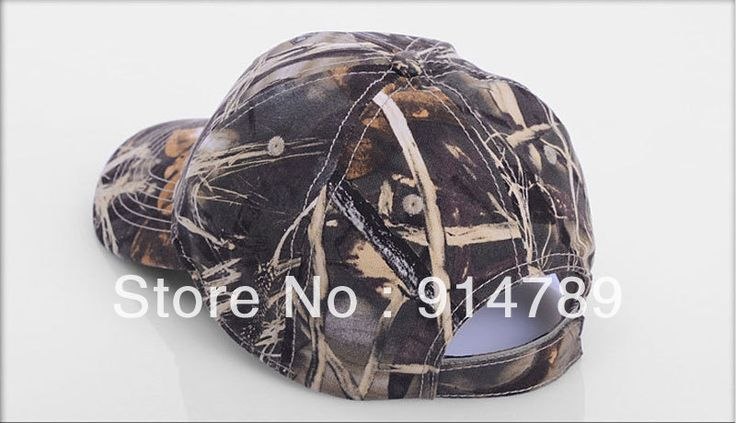 JUNGLE MAN TACTICAL PAINTBALL OUTDOOR BIONIC REAL TREE CAMOUFLAGE BASEBALL CAP-33680