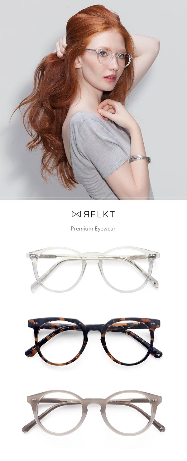 Discover the classic designs and timeless styles of RFLKT–EYEBUYDIRECT's first premium eyewear brand. Frame with lenses starting at $70.