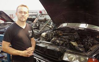 MIKI MOTORS Imports oficina mecânica: BMW 740i 4.4 V8 32v