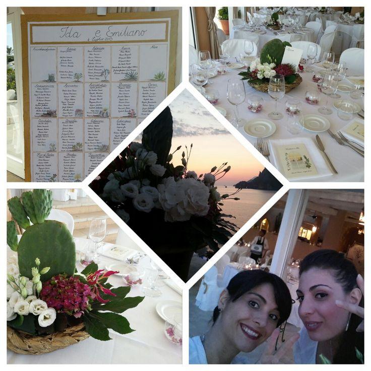 Wedding Eolie - Loriana Lizzio