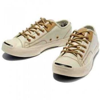 Converse Jack Purcell shoes Edison beige leather men's shoes low [131528c] - $50.00 : Canada Converse, Converse Ofiicial in Ontario
