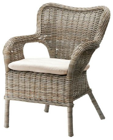 Paint My Fav Wicker Chair Where The Heart Is Ikea