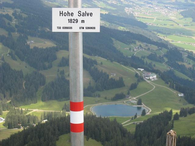 Hohe Salve, Söll, Austria, 2009