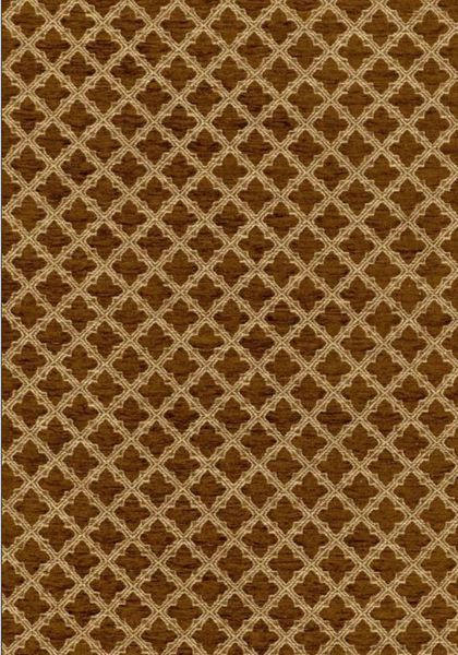 Cambridge #fabric in #brown from the Woven Resource 2 collection. #Thibaut