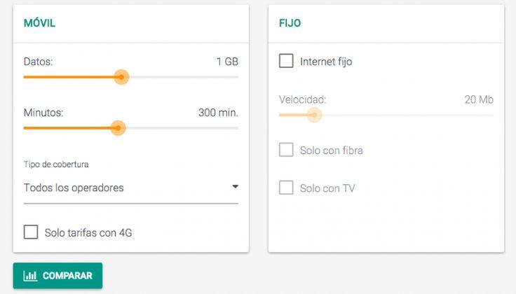 Lee Compara las mejores tarifas para tu móvil en El Androide Libre