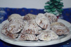 Zdravější pracny   recept na vánoční cukroví. Při pečení vánočního cukroví se můžete vyhnout použití bílé pše