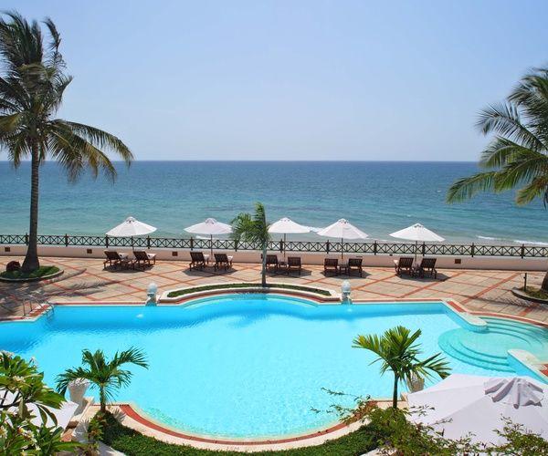 Zanzibar Serena Hotel | Hotel in Stone Town Zanzibar