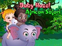 Time your vacations with Baby Hazel at wild African forest. Play Baby Hazel African Safari game on topbabygames.com at http://www.topbabygames.com/baby-hazel-african-safari.html