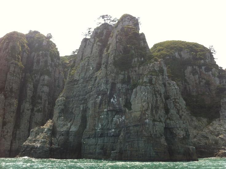 haegeumgang(geoje island)