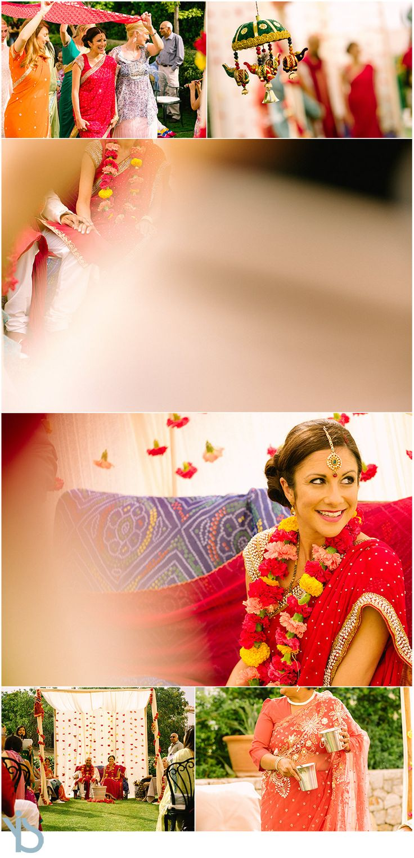 Indian wedding in Spetses island