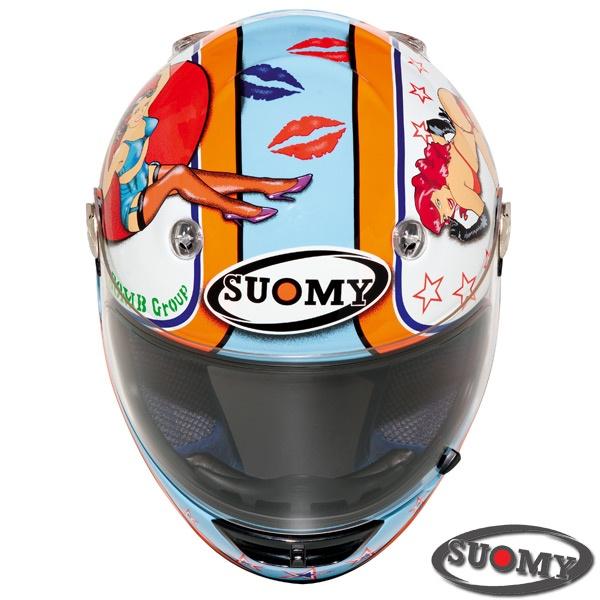 love their designs. suomy helmet - Google Search