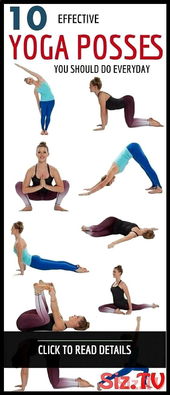 Everyday Yoga Poses Top 10 Yoga Poses For Beginners Most Important Yoga Poses Daily Yoga Routine A Daily Yoga Routine Basic Yoga Poses Yoga Poses For Beginners