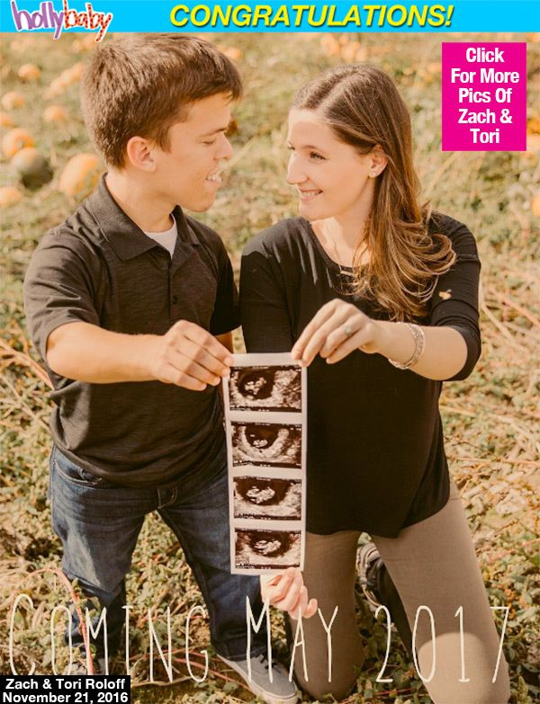Zach & Tori Roloff: 'Little People, Big World' Stars Expecting 1st Child Together