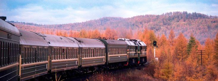 Transsibirische Eisenbahn: Milliardeninvestition in die legendäre Bahnstrecke