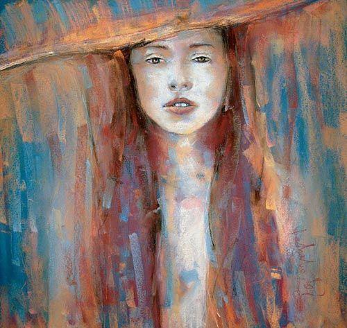 By EWELINA LADZINSKA #gallery #artist #art