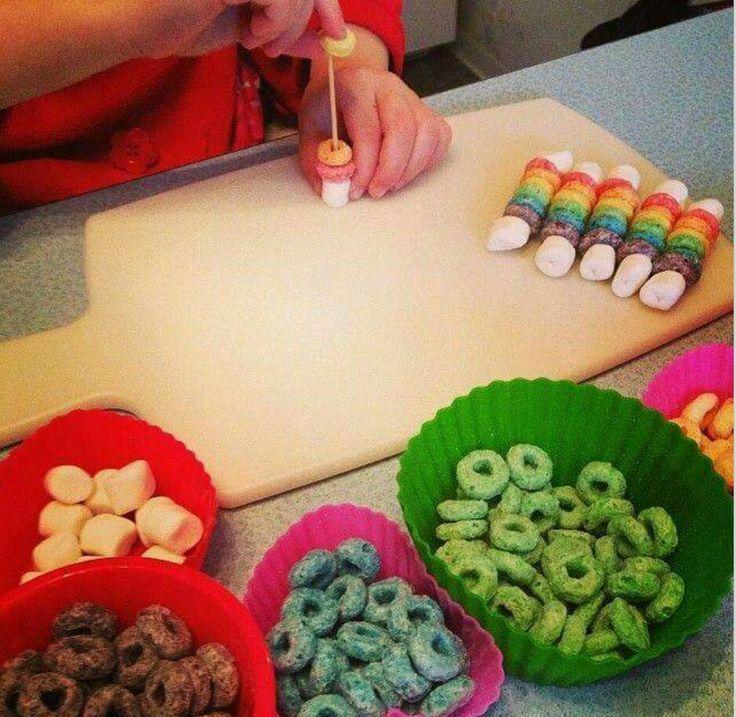 Sp. Pattys Day Snack/craft
