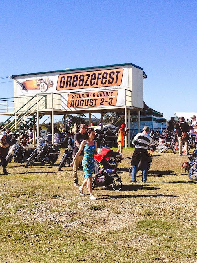 Dark Horse Wanderer: Greazefest Kustom Kulture Festival