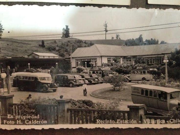 Sector Estación de Ferrocarriles de Villarrica