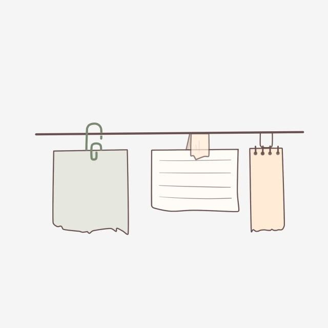 Straight Line Note Illustration Three Notes Simple Notes Different Style Notes Png Transparent Clipart Image And Psd File For Free Download Clip Art Abstract Iphone Wallpaper Notes