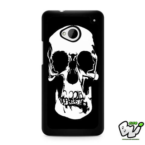 Sherlock Skull HTC G21,HTC ONE X,HTC ONE S,HTC ONE M7,HTC M8,HTC M8 Mini,HTC M9,HTC M9 Plus,HTC Desire Case