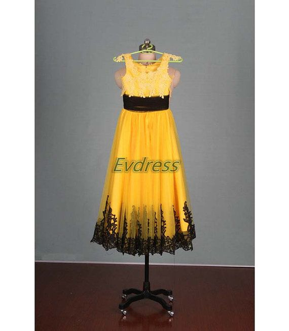 Hey, I found this really awesome Etsy listing at https://www.etsy.com/listing/219791381/latest-yellow-tulle-flower-girl-dress