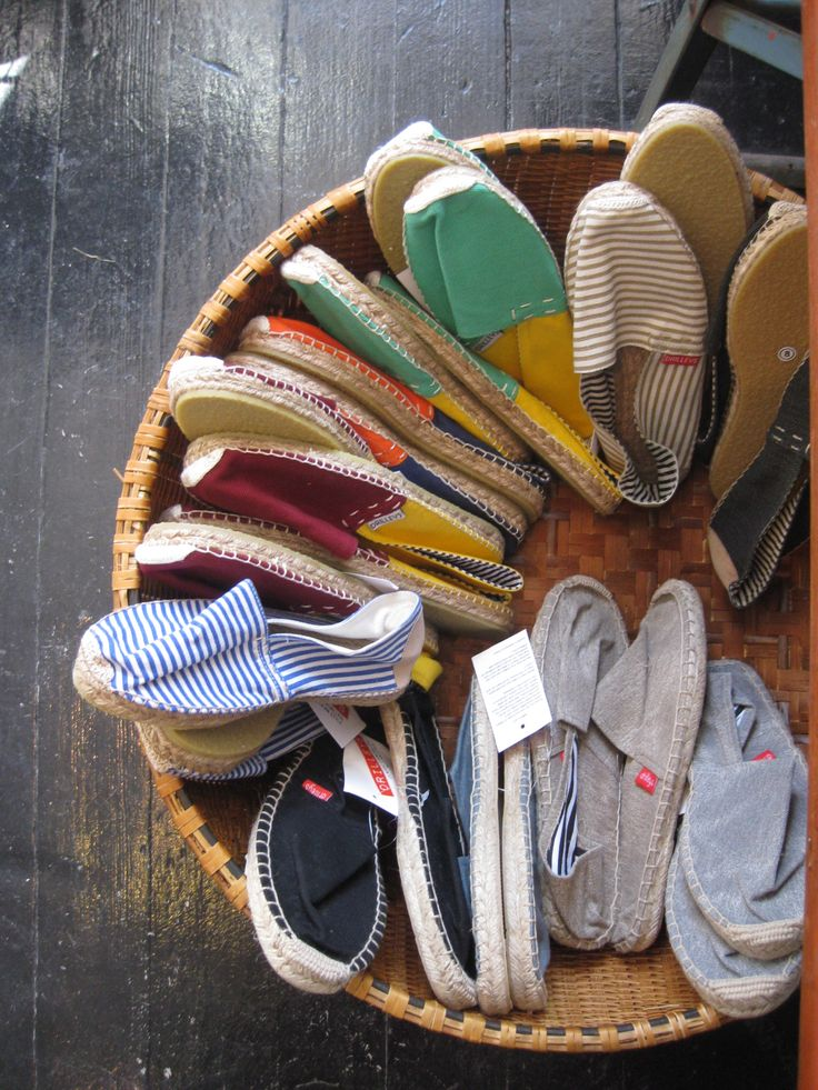 I think if you expect your guests to take their shoes off in your home, you should always provide them with a choice of comfortable, stylish and clean slippers or house shoes!