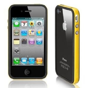 SGP iPhone 4 Case Neo Hybrid EX Series - Reventon Yellow #gadget #case #iphone