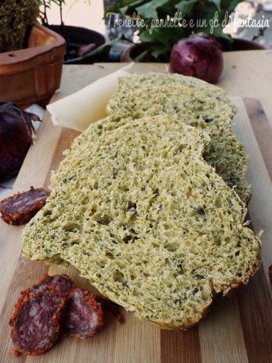 Pan brioche soffice ai broccoletti - Ricette Blogger Riunite