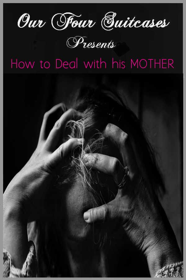 How to deal with interfering mother in law