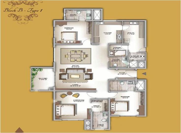 Types  Size Price* Total Price* INR Floor Plan  3bhk 2215 sq.ft 0 INR (sq.ft) 0 View  3bhk 2385 sq.ft 0 INR (sq.ft) 0 View
