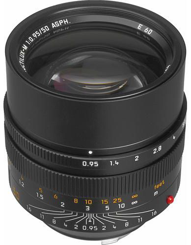 Leica Noctilux 50mm f/0.95  Only for $11000