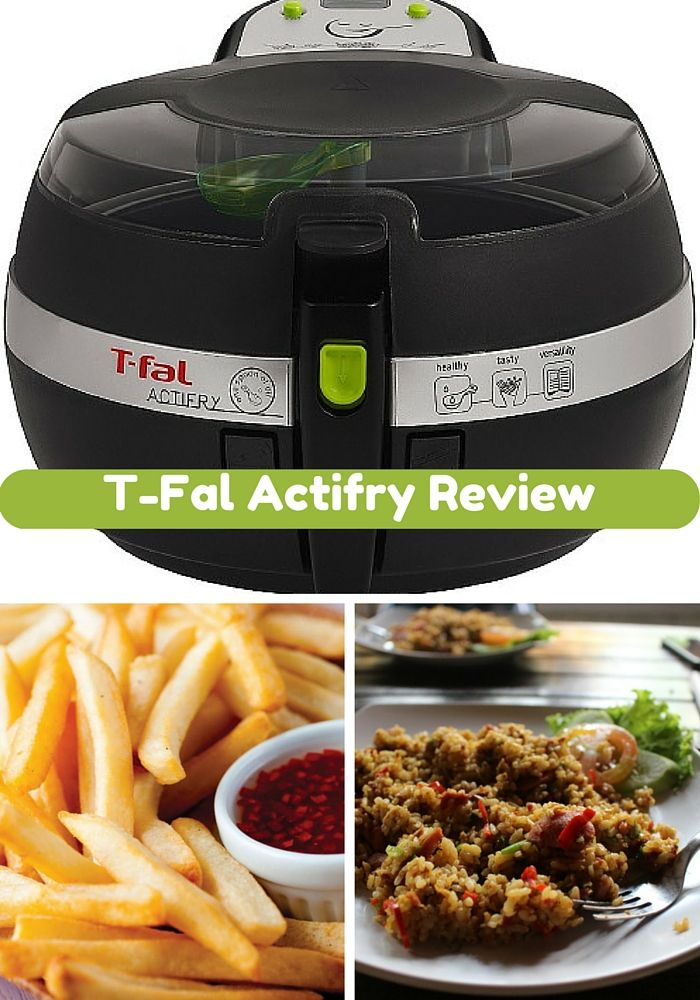 #T-Fal #Actifry Review