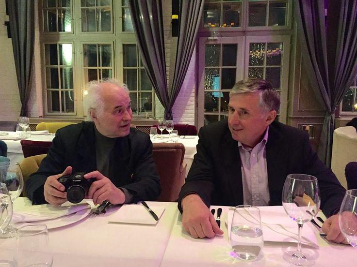 """1 aprilie 2015, am găzduit la """"cartierul general"""" din București oaspeți importanți și dragi din Republica Moldova – oameni de știință și cultură."""