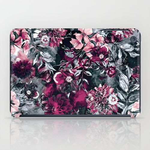 Dahlia iPad Case #iphone #iPhone6s #skins #case #laptop #iPad #tech #art  #society6