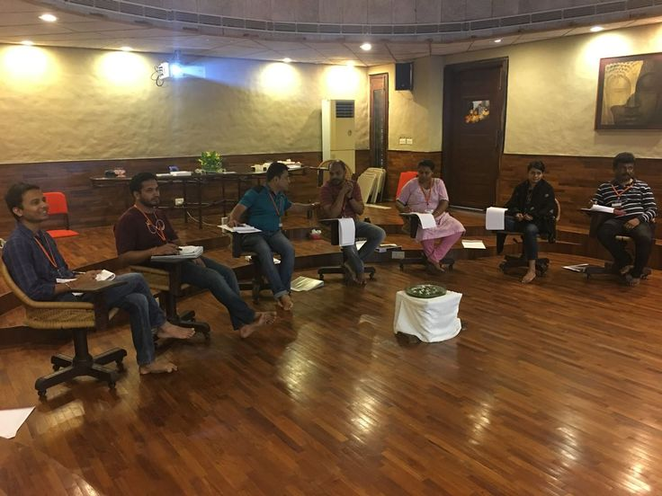 Mission Impossible Leaders (India,UK & Singapore) held its residential leadership programme at The Gnostic Centre-2017-11-01 to 2017-11-05