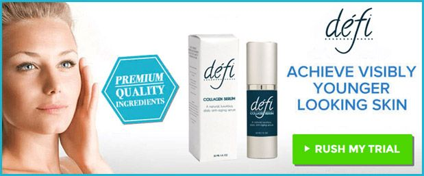 Defi is one of the best anti aging serums that is available online. The ingredients are 100% natural with thousands of women having enjoyed the benefits of getting younger looking skin. Order today at http://deficollagenserum.net/