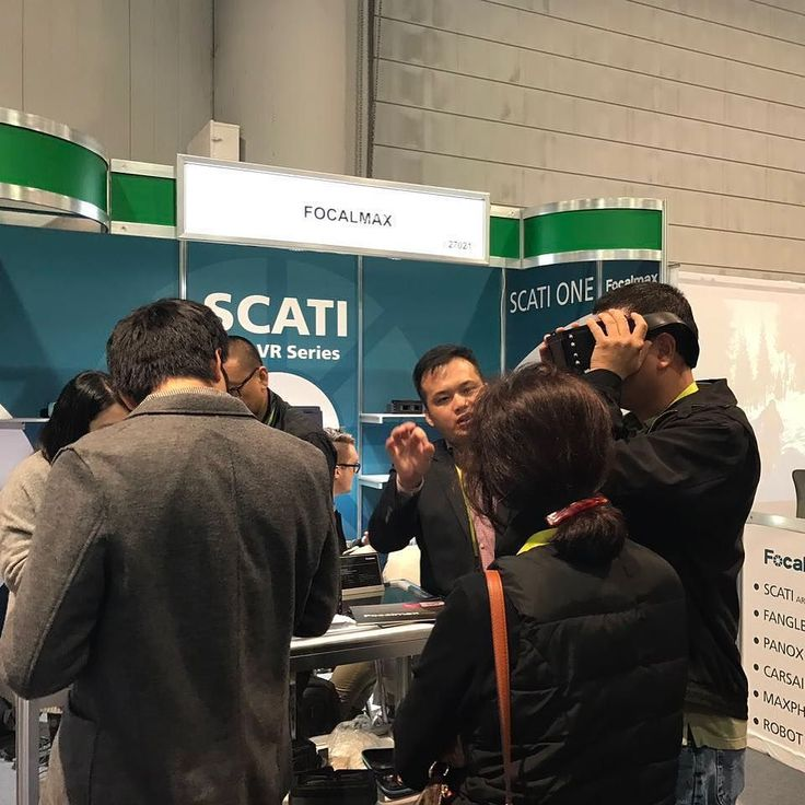 We have two booths at CES 2017 and here is the one at South Hall 2 with booth No.27021. Welcome to experience with us!  #ces #ces2017 #tech #hitech #vr #virtualreality #scatione