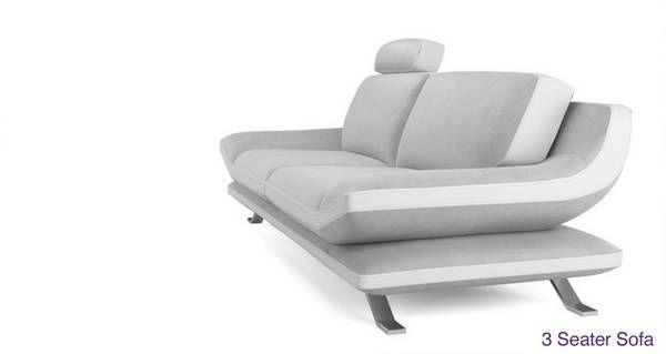 Napoleone 3 Seater Sofa  Napoleone Showroom   DFS