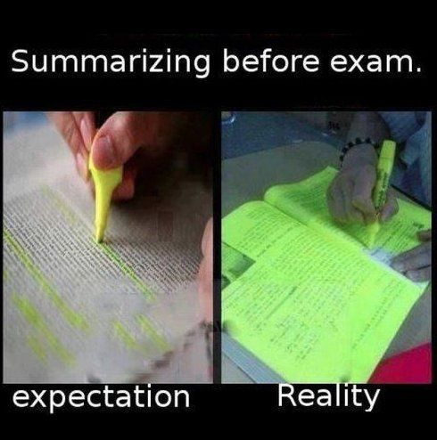Memes About Final Exams May Help Test Scores, No One Says