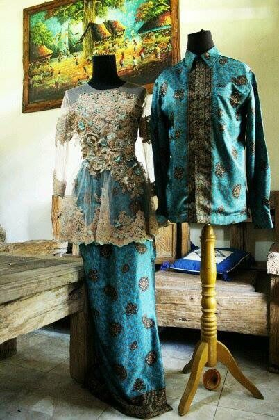 #batik #couple#brokat#kondangan