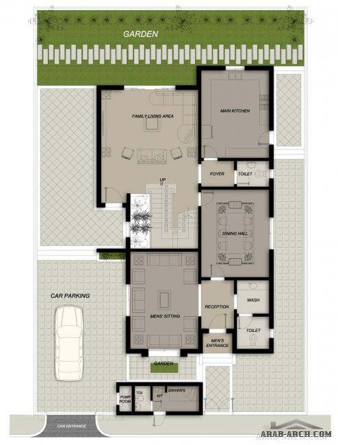 تصاميم منازل مغربية صغيرة Home Design Plans House Design Car Parking